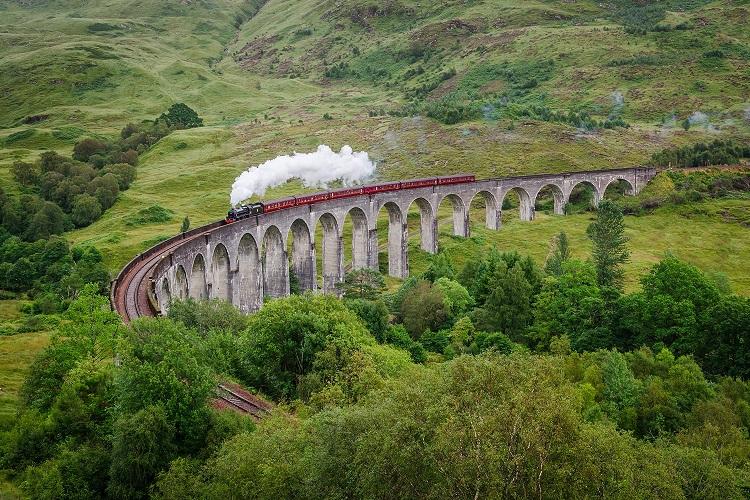 Viajes en tren espectaculares