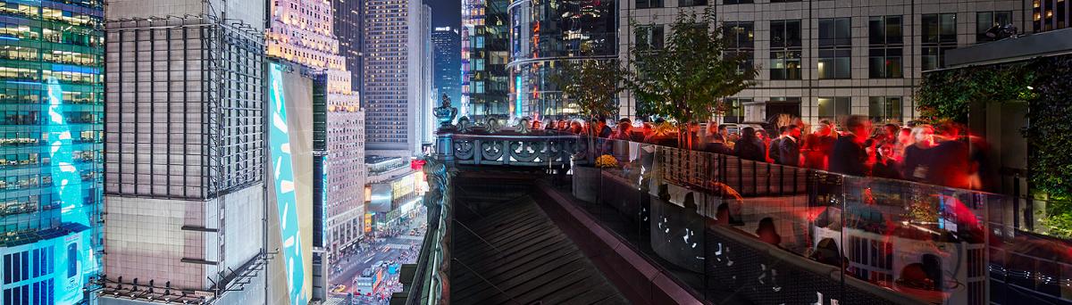 Rooftops de Nueva York